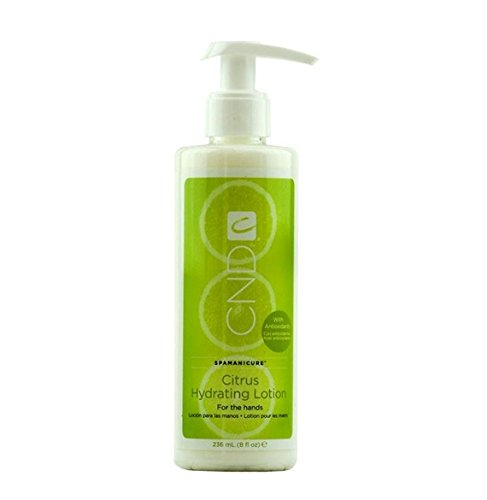Creative Nail Citrus Hydrating Lotion 8 Oz by CND