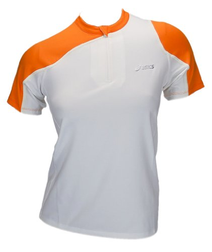 Asics Maglietta da corsa Tennis Walking Sportshirt Gaea Top Donna 0531 Art. 592613 taglia L