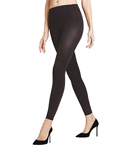 FALKE Damen Pure Matt 100 DEN Leggings - 1 Stück, Größe S-XL, versch. Farben, - Elegante, matte Leggings -