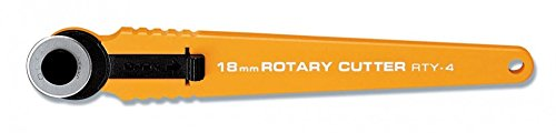Olfa Rotary Cutter–18mm extra klein (Rotary Mm 18 Cutter)