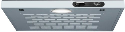 Whirlpool AKR431ME Compact Hood in Silver