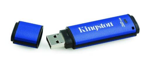 Kingston Kingston Datatraveler Vault (Kingston DataTraveler Vault Privacy Edition 32GB USB-Stick USB 2.0)