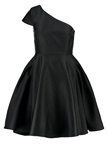 Vero Moda Vmpaisy Damen Größe: 42 schwarz Kleid Abendkleid coctailkleid