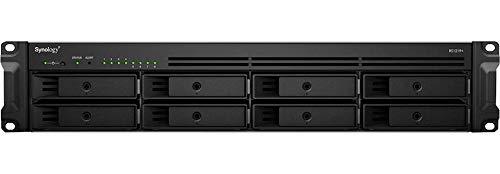 Synology RS1219+ Servidor NAS 8 bahías Formato Rack