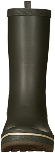 Helly Hansen Midsund 2, Bottes de Pluie Homme Vert (Forest Night/taupe Grey/walnut Gum)