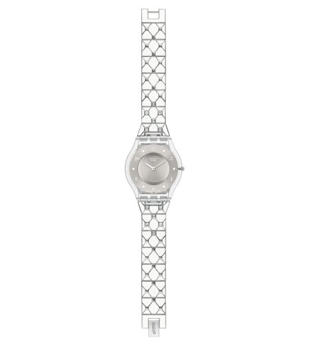 Swatch ELEGANTLY FRAMED SFK355G- Orologio da donna