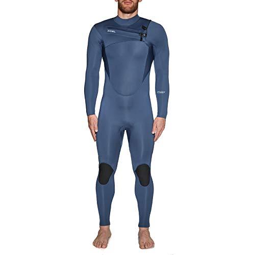 XCEL Comp 5/4mm 2019 Chest Zip Wetsuit Large Cascade Blue