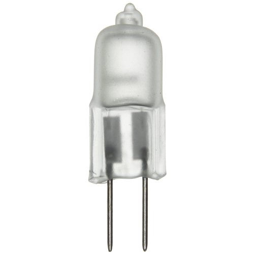 Sunlite Q20/CL/G4/12V 20Watt Halogen G4Bi-Pin basierend Glühbirne, klar, Frost, g4 20.00W 12.00V - 20w G4 Bi-pin