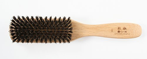 R.S. Stein Men's Professional Style, 100% Pure Bristle Hardwood Handle Brush - Firm by R.S. Stein