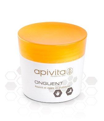 Apivita - Onguent Soin des pieds et des Mains - Pot 50 ml
