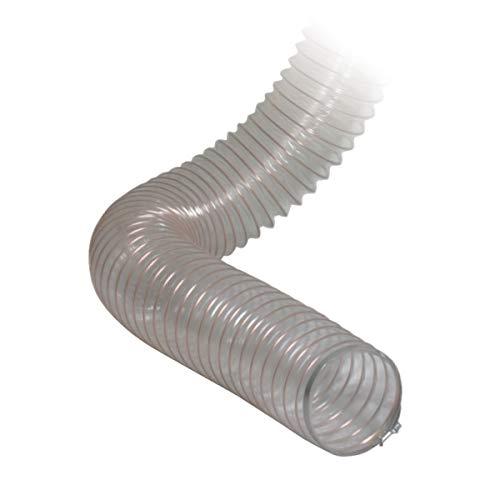 150 mm Tuyau de ventilation 50 100 125 Diam/ètre: 125 mm Fibo24 /Ø 100 150 cm Tuyau d/échappement,Longueur: 100 cm