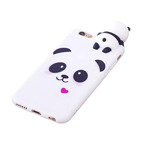 Custodia per iPhone 6 Plus 6S Plus Opaca Animali - Girlyard ...
