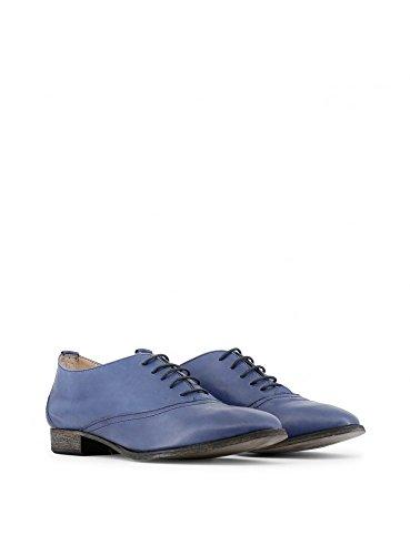 Arnaldo Toscani 1097739 Chaussures à Lacets Femme Bleu
