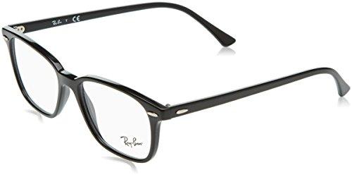 Ray-Ban Unisex-Erwachsene Brillengestell 0rx 7119 2000 53, Schwarz (Black)
