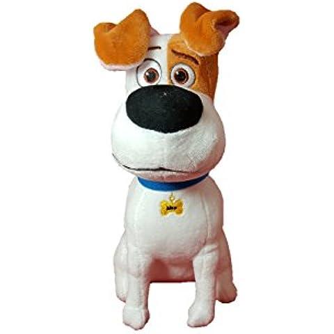 La vida secreta de las Mascotas suave 24cm juguete de felpa (Max)