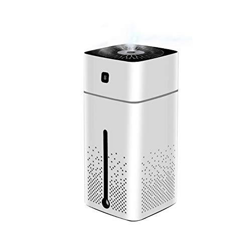 Kylewo Auto Luftreiniger Lufterfrischer, Mini Ultraschall Luftbefeuchter, Fügen Sie dem Luftbefeuchter, entfernen Staub, Pollen, Rauch und schlechte Gerüche für Ihre Auto oder RV -