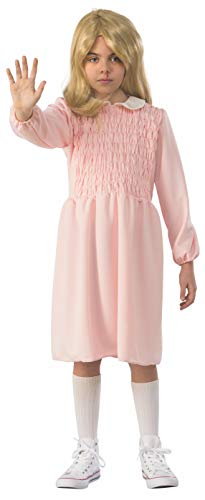 Rubies 700032L Child Stranger Things Eleven's Dress Girls Costume - Large (Age...