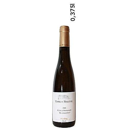 2006 Markus Molitor Riesling Zeltinger Sonnenuhr Beerenauslese * Mosel Beerenauslese 0,375 l Weißwein süß