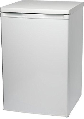 MEDION MD 13854 Kühlschrank / A++ / 91 kWh/Jahr / Kühlteil: 130 l / 85 cm Höhe / unterbau-fähig / Glasablagen / weiß