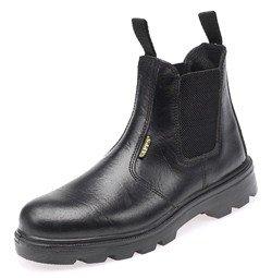 Capps , Chaussures de sécurité pour homme noir