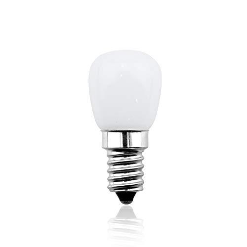 Bonlux 2W E14 LED Glühbirne AC/DC 12V Kaltweiß 6000K T26 LED Mini Leuchtmittel für Boot RV Camper Auto Mobil Innenbeleuchtung (2-Pack, Nicht Dimmbar)