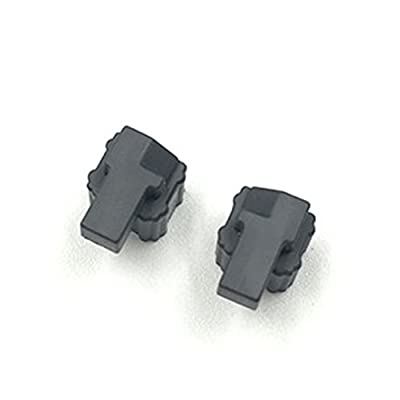 Deylaying Left & Right Card Clasp Snap Repair Parts for Nintendo Switch NS Joy-Con Controller, Replacement Card Lock Clasp Repair Tools from Deylaying
