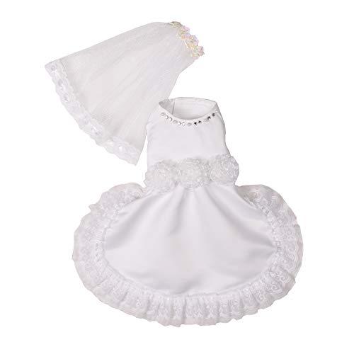 Pooch Outfitters Hundekleid, für Partys und Hochzeiten, für jeden Stil und Anlass geeignet, für...