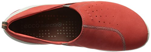 Ecco Ecco Biom Lite, Chaussures Multisport Outdoor femme Rouge - Rot (CORAL BLUSH/MOON ROCK59506)