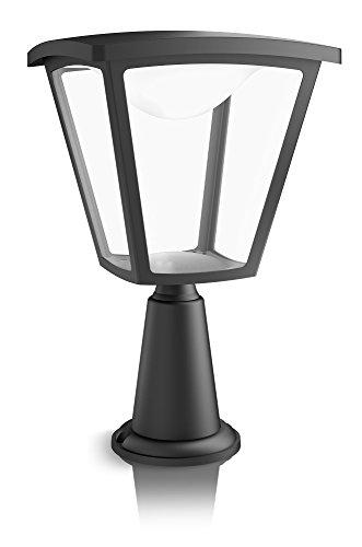 Philips myGarden LED Sockelleuchte Cottage 1-flammig, schwarz 154823016