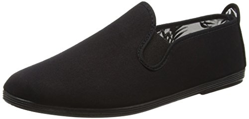 Flossy Men's Gaudix Espadrilles, Black (Black), 10 UK 44 EU