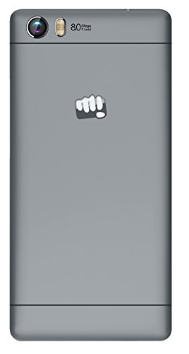 Micromax Canvas Fire 4G Plus (Grey)