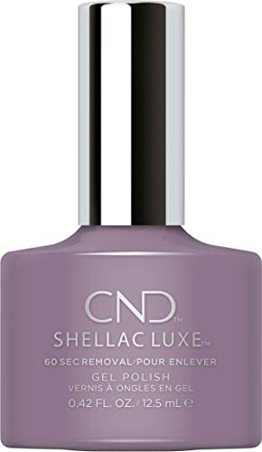 CND Shellac Luxe Alpine Plum Nagellack, 12.5 ml -