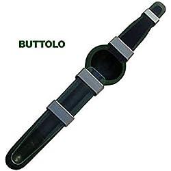 buttolo universal boca corzos Locker hojas Caza caballete Locker Incluye instrucciones y estuche de plástico