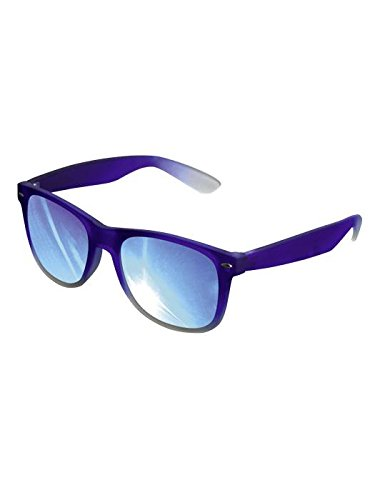 Masterdis Mstrds Likoma Sunglasses Fade Mirror UV400 Occhiali da Sole Colore royal/blue