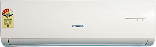 Hyundai HS4I54.GC0-CM Split Inverter AC (1.5 Ton, 3 Star Rating, White, Copper)
