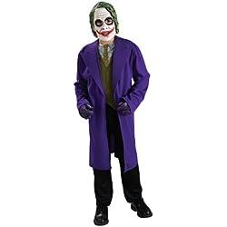 Tween - Disfraz de joker para niño (886138_NS)
