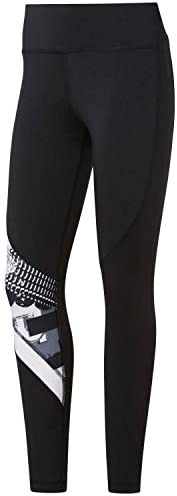 Reebok Women's Workout Ready MYT AOP Training Tights, B