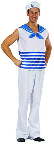 Costume marinaio uomo Large