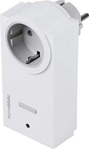 HomeMatic Zwischenstecker-Schaltaktor mit Leistungsmessung 130248