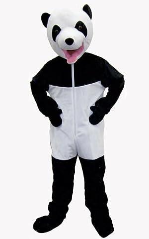Dress Up America - 591-M - Déguisement de panda géant - 8-10ans - Taille 115-127cm