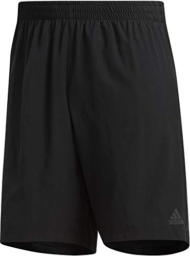 adidas Herren OWN The Run 2N1 Sport Shorts, Black, M/5 Zoll (Shorts Running-adidas)