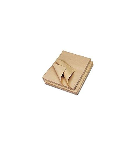 imballaggi2000 Fogli Carta Imballaggio Avana 100X150 50 Fogli