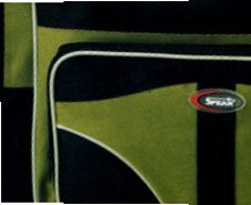 Gürteltasche 1190 SPEAR Leisure Time in 3 Farben ca. 34,0 x 13,0 x 9,0 cm schwarz/oliv