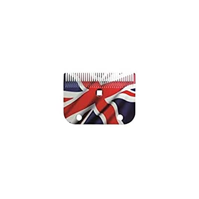 WOLSELEY Special Edition Union Jack A2 Clipper Blades For Kite Swift Lark Hunter by Stockshop