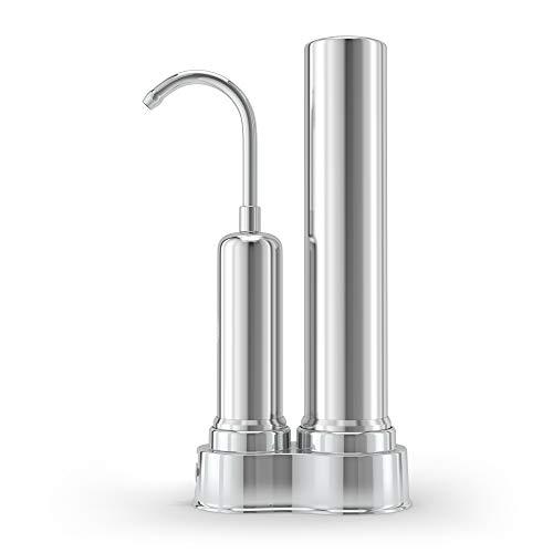 PH REGENERADO purificador de filtro de agua del grifo - Sistema de filtro de agua alcalina de alto pH...