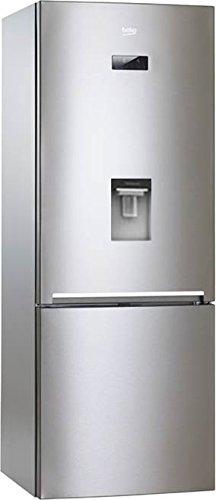 Beko - Frigorifero Combinato RCNE520E20DS Total No Frost Classe A+ Capacità Lorda / Netta 520/454 Litri Colore Argento