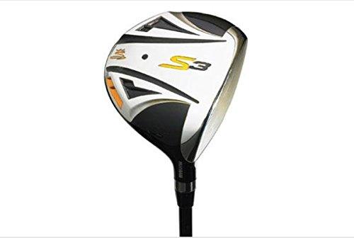 New Cobra clubs de golf S3droites 18° Fairway 5Wood Fujikura flou Regular