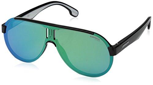 Sunglasses Carrera 1008 /S 0807 Black / Z9 green multilaye lens image