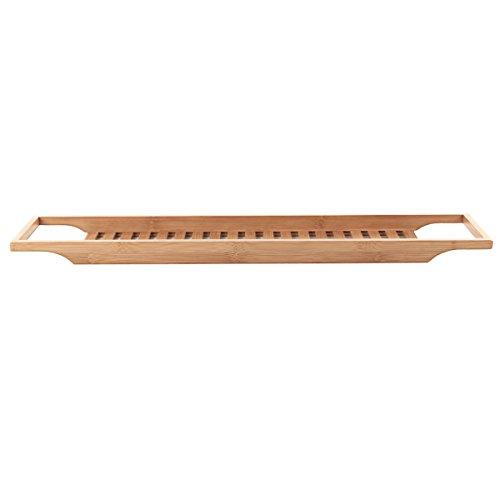 Torrex Badewannenregal aus Bambus - 2
