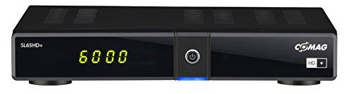 Comag SL65 HD Satelliten-Receiver (PVR-Ready, HD+, USB 2.0) schwarz